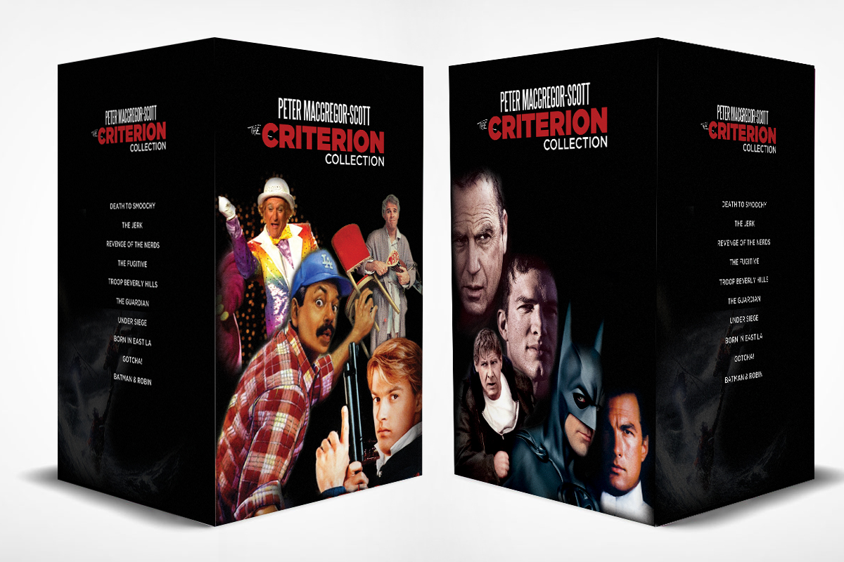 Criterion Collection DVD Box Set